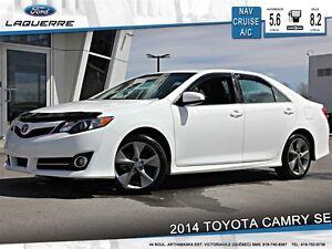 2012 Toyota Camry **SE*AUTOMATIQUE*NAV*CRUISE*A/C**