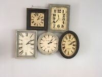 Wooden World Clock