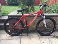 Diamondback response mountain bike will post