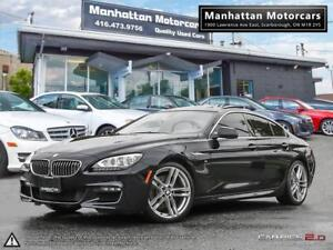 2014 BMW 640i X-DRIVE M-SPORT |NAV|CAMERA|PANO|NIGHTVISION|H.UP