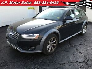 2013 Audi A4 allroad 2.0T, Automatic, Leather, Panoramic Sunroof