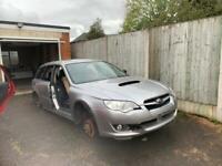 Subaru Legacy boxer diesel estate turbo breaking engine parts available