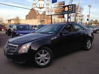 2008 Cadillac CTS 3.6L LEATHER SUNROOF