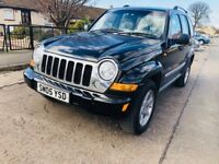 Automatic Diesel Cherokee Jeep (4x4) with full year MOT