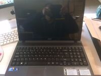 Acer Laptop Computer 5733 fully working order no Battery