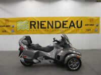 2012 Can-Am Spyder RT-S SE5