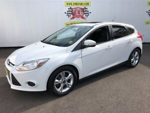 2014 Ford Focus SE, Automatic, Heated Seats,