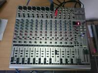 Behringer eurorack UB2222FX Mixing desk