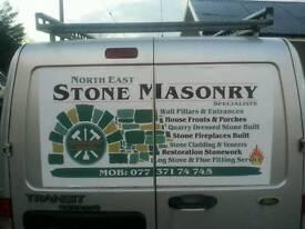 Stonemason. Stonework. Stone mason Stone work.