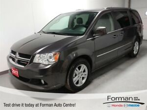 2017 Dodge Grand Caravan Htd leather | Htd. wheel | Power everyt