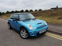 2002 MINI COOPER S R50 & R53 1.6 1 OWNER PANORAMIC ROOF SERVICE HISTORY