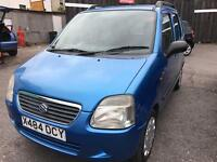 Suzuki Wagon R 1.3 GL 5dr AUTOMATIC+LONG MOT+WARRANTY