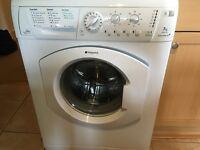 Hotpoint washing machine WML760 7kg