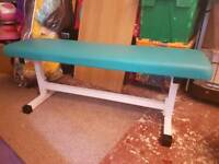 Commercial Flat Gym Bench
