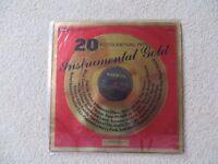 Instrumental Gold Original vinyl album