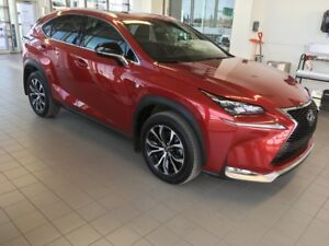 2015 NX 200t - F Sport Series 2: Low Km 1 Owner Local Trade! Na