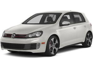 2013 Volkswagen Golf GTI 5-Door NO ACCIDENTS, LOCAL VEHICLE,...