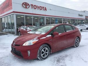 2013 Toyota Prius Trade In, Low KM's, Safety and E-Tested, One O