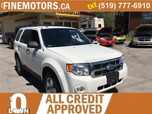2010 Ford Escape XLT *AWD *Versatile *Apply Today *Approved Toda