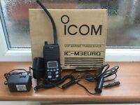 ICOM VHF Marine Transceiver