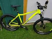 Voodoo Wazoo 27.5+ mountain bike brand new