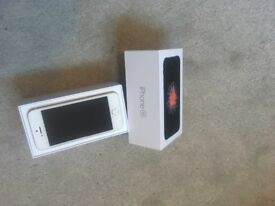 iPhone SE 16GB White