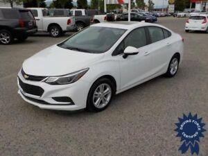 2016 Chevrolet Cruze LT - Blind Spot Monitor - 1.4L - 28,846 KMs