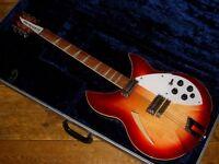 Rickenbacker 360/12 V64 semi acoustic 1997