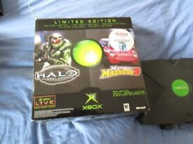 Limited Edition X Box for sale for £27