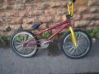 GT SLAMMER BMX BIKE 20 inch Stunt Skate Park