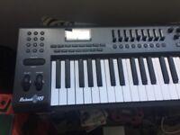 M Audio Axiom 49 USB MIDI Controller