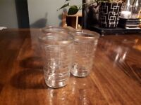 24 X DRINKING GLASSES