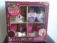 Razzle Dazzle Glam Shoe Set
