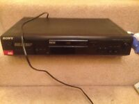Sony cpd-xe310 cd player