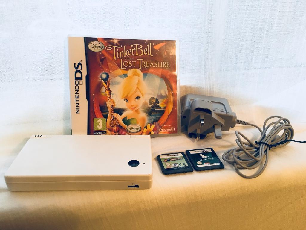 Nintendo DSi console & games