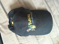 Collectors Pokemon original bad ball cap from original Pokemon