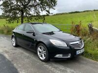 Vauxhall Insignia SRi CDTi (160hp) 2012