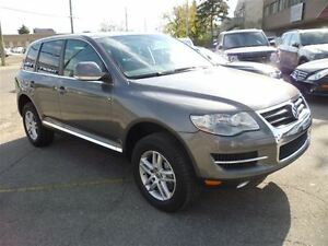 2008 Volkswagen Touareg 2 V6 HIGHLINE/LEATHER/SUNROOF/NAVI/ALLOY