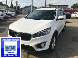 2017 Kia Sorento LX LOW KM WARRANTY APPLY TO DRIVE TODAY