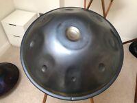Soma Sound Sculptures E Voyager Scale (Raga Mamata) Handpan