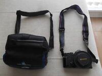 Miranda MS-1 SUPER 35mm Film Camera - WITH 50mm Lens & bag