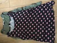 Maternity vests size 14