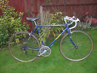 TRIUMPH TEAM LEADER RACER ONE OF MANY QUALITY BICYCLES FOR SALE