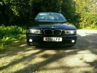 Bmw 5 series 525i e39 LOW millage only 2 owners, LONG MOT, full history 3x keys