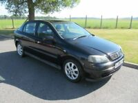 2005 Vauxhall Astra Enjoy 5dr 1.4 16v