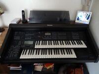 Technics SX-GX5 Electronic Organ