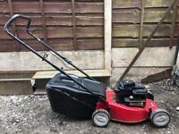 Petrol Lawn Mower Sovereign