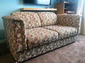 Vintage Parker Knoll Sofa Bed