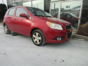 2009 Chevrolet Aveo AUTO HATCH WITH ONLY 128K