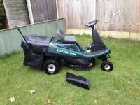 Hayter Heritage M10/30 ride on lawnmower, lawnmower, Hayter, 30 inch cut, serviced